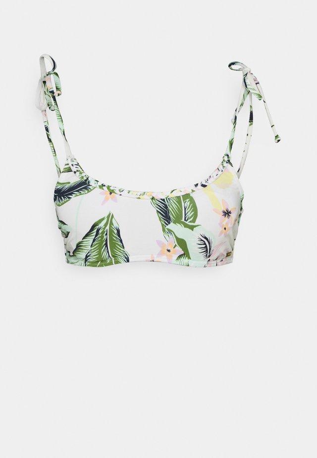 BLOOM BRA - Bikini-Top - bright white praslin