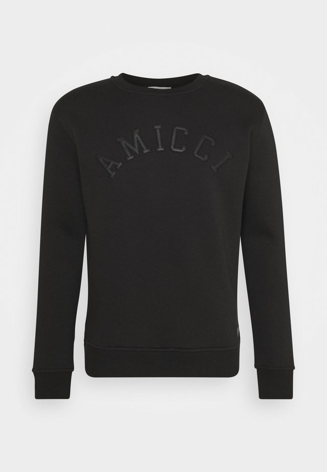 SAVONA - Sweatshirt - black