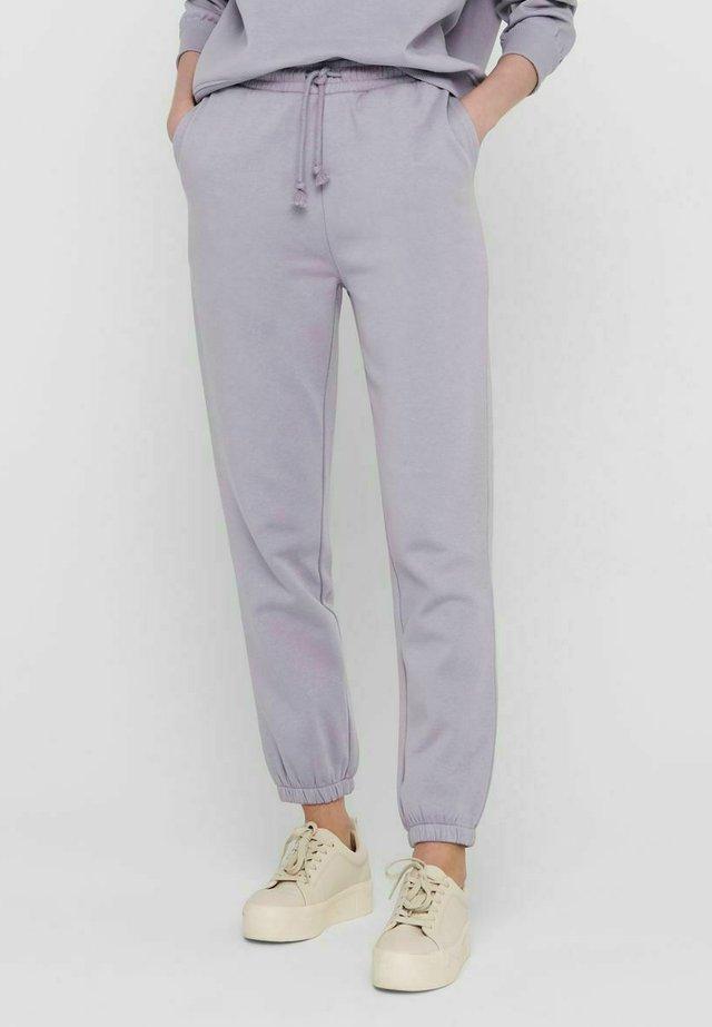 Trainingsbroek - lavender gray