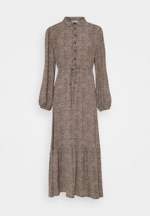 TASILLA - Day dress - brown