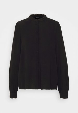 VMESTHER - Button-down blouse - black