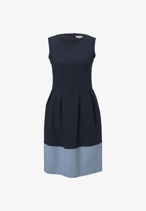 Day dress - sky captain blue