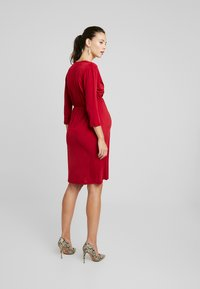 Glamorous Bloom - PERFECT DRESS - Jerseykjole - red/bordeaux - 2