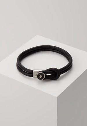 Bracelet - silberfaben