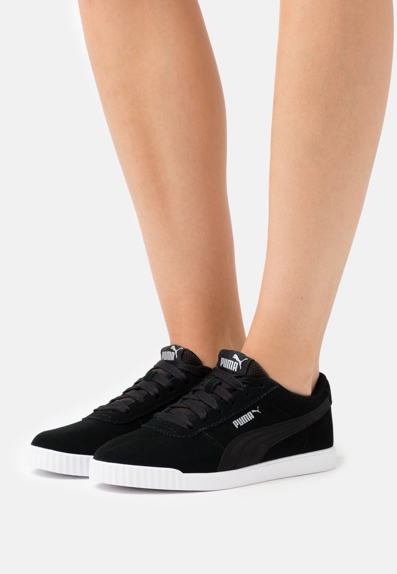 Puma - CARINA SLIM  - Baskets basses - black