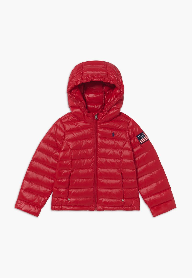 Polo Ralph Lauren - OUTERWEAR JACKET - Lehká bunda - red