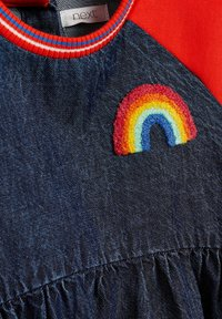 Next - RAGLAN - Denim dress - coloured denim - 2