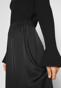 DESIGNERS REMIX - MEA SKIRT - Jupe longue - black - 5