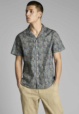 AKLEO  - Shirt - slate black
