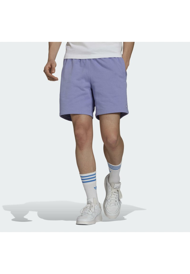 adidas Originals - PREMIUM SHORT - Kraťasy - light purple