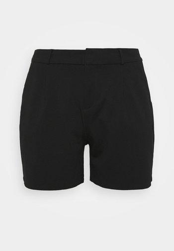 VMEVA SHORT CURVE - Shorts - black