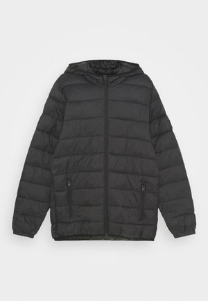 JJEMAGIC PUFFER HOOD - Winter jacket - black