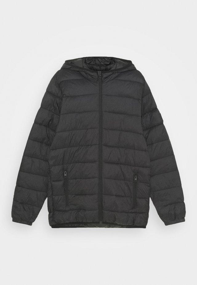 JJEMAGIC PUFFER HOOD - Winter jacket - black