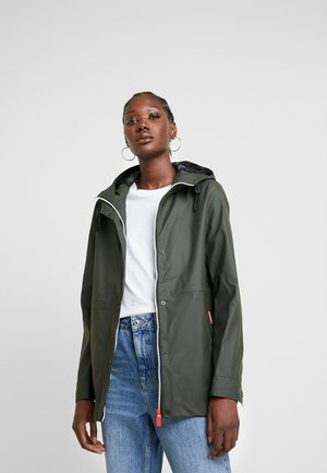 WOMENS ORIGINAL LIGHTWEIGHT RUBBERISED JACKET - Parka - dark olive