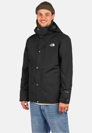 Outdoor jacket - tnf black tnf black
