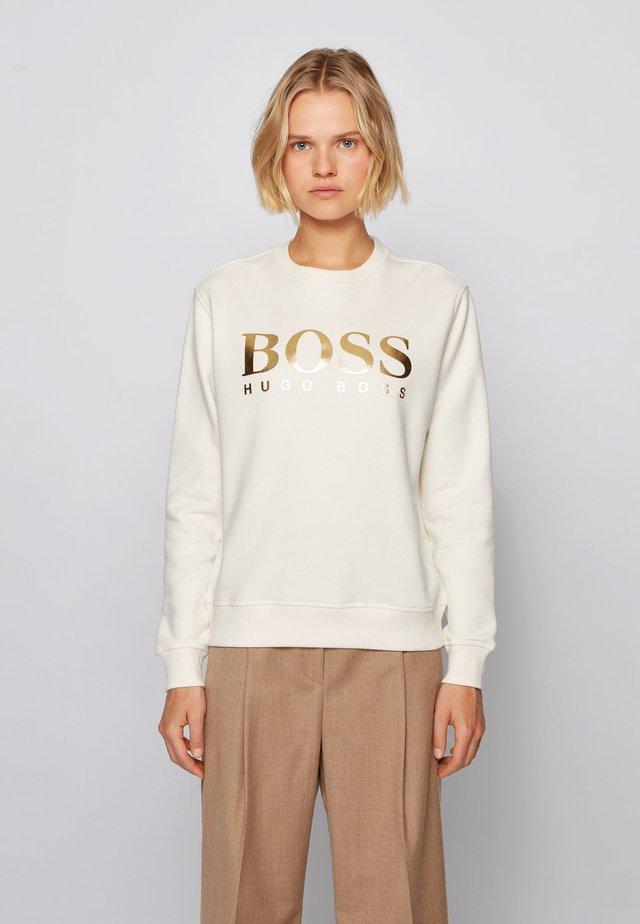 C_ELABOSS - Sweatshirt - natural