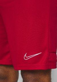 Nike Performance - SHORT - Sports shorts - university red/white - 4