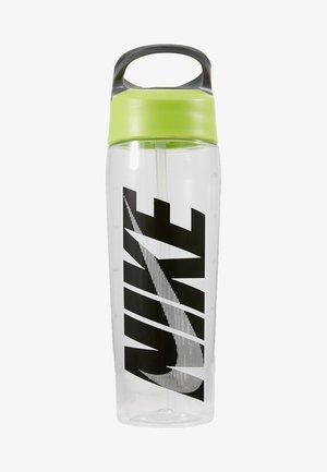 HYPERCHARGE STRAW BOTTLE 24 OZ/709ML - Drink bottle - clear/volt/cool grey/black