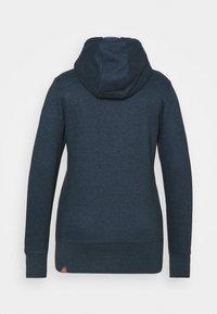 Ragwear Plus - NESKA ZIP - Zip-up sweatshirt - denim blue - 6