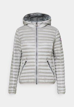 LADIES JACKET - Down jacket - cold light steel