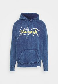 Diamond Supply Co. - SLAYER HOODIES - Collegepaita - dark blue - 3