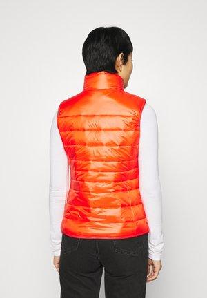 Waistcoat - red