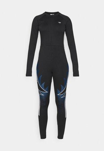 CATSUIT - Jumpsuit - black/crew navy/white