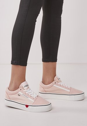 MACK PLATFORM - Trainers - light pink