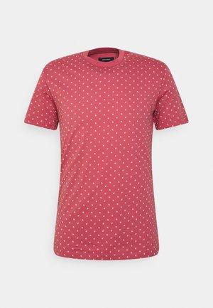 JJMINIMAL - T-shirt med print - slate rose