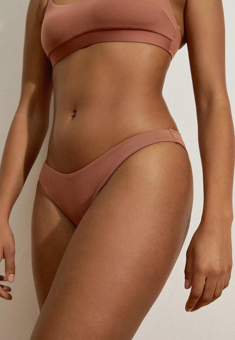 OYSHO - Bikini bottoms - brown