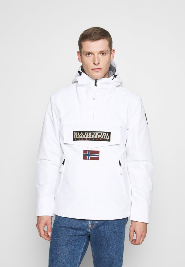 RAINFOREST POCKET  - Light jacket - brightwhite