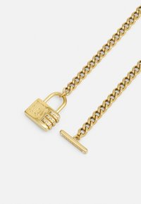 Guess - LOCK ME UP - Necklace - gold-coloured - 1