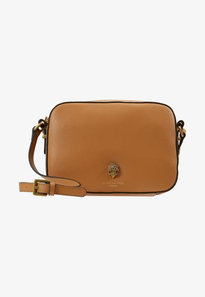 RICHMOND CROSS BODY - Sac bandoulière - camel