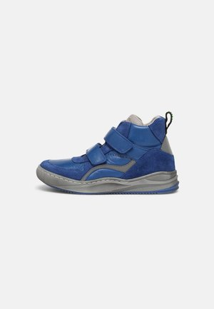 HARRY TOP - Sneakersy wysokie - blue electric