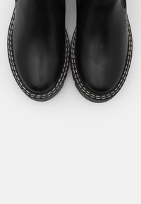 Tamaris - BOOTS  - Classic ankle boots - black - 5