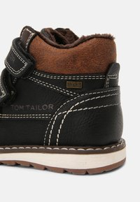 TOM TAILOR - Touch-strap shoes - black - 6