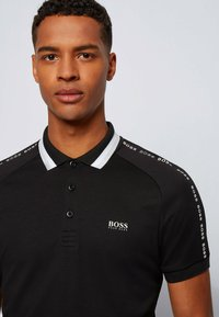 BOSS - PAULE  - Polo shirt - black - 3