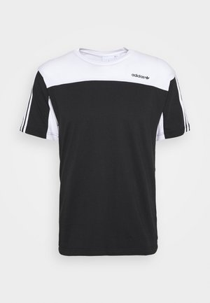 CLASSICS TEE - T-shirt con stampa - black/white
