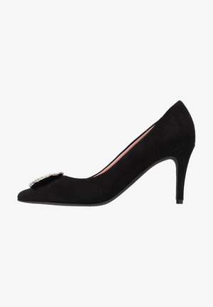 ANGELIS - Classic heels - black