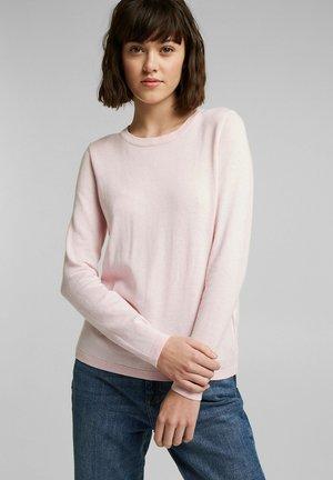 COO - Jumper - light pink
