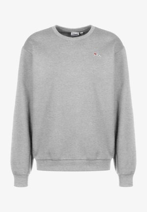 Sweatshirt - light grey melange bros