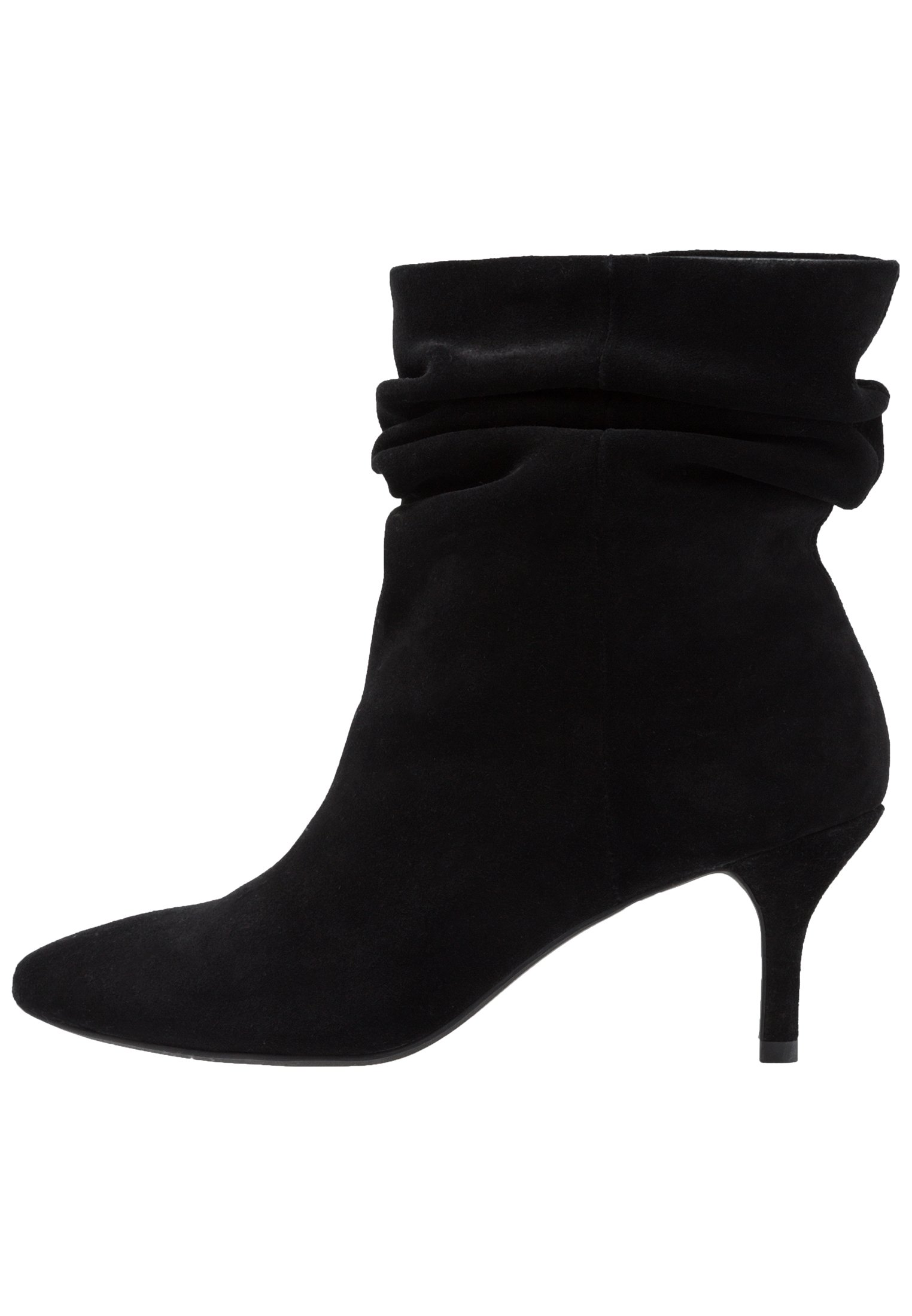 Shoe The Bear AGNETE SLOUCHY - Støvletter - black