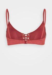 watercult - SUMMER SOLIDS - Bikinitop - rebel rose - 1