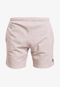 Ron Dorff - EYELET EDITION  - Pantalones deportivos - grey melange - 5