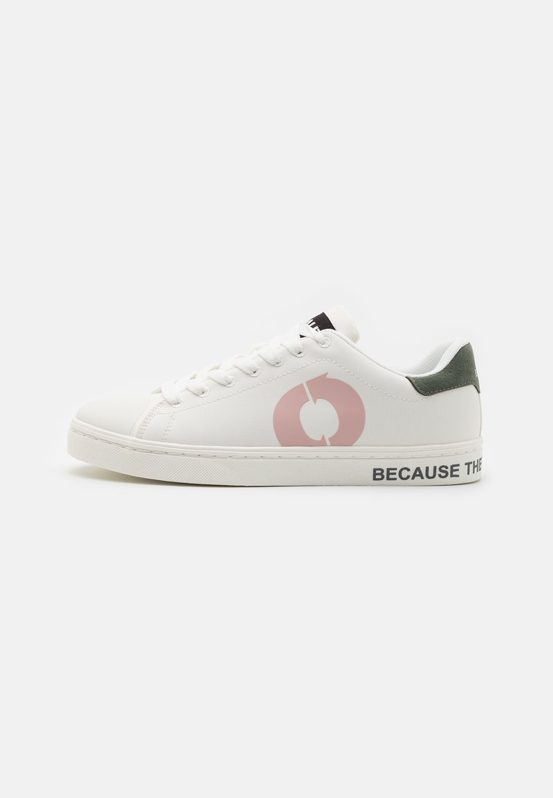 Ecoalf - SANDFORD KIDS UNISEX - Sneakers laag - pink