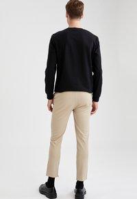 DeFacto - Trousers - beige - 2