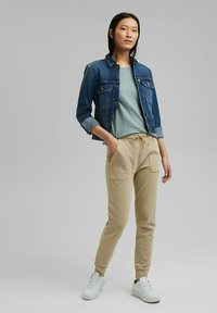 Esprit - Basic T-shirt - turquoise - 1