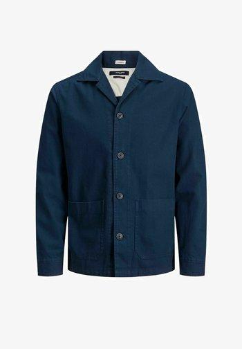 Summer jacket - peacoat
