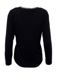 Decay - Long sleeved top - schwarz - 1