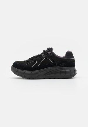 WESTSIDER WEATHER - Sneakers laag - black/dark grey